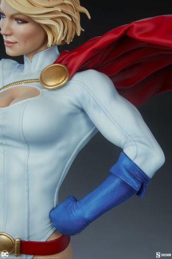 Sideshow - DC - Power Girl Premium Format Figure - 15