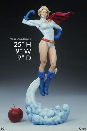 Sideshow - DC - Power Girl Premium Format Figure - 20