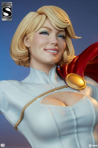 Sideshow - DC - Power Girl Premium Format Figure - 22