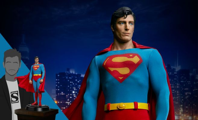Sideshow - DC - Superman 1978 Premium Format Figure - 01