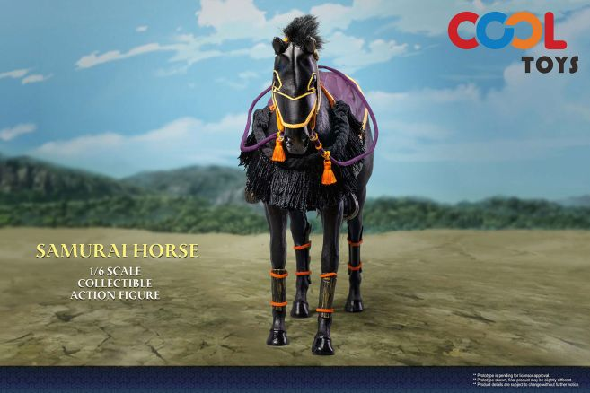 Star Ace Toys - Batman Ninja - Ninja Version With Horse - 02