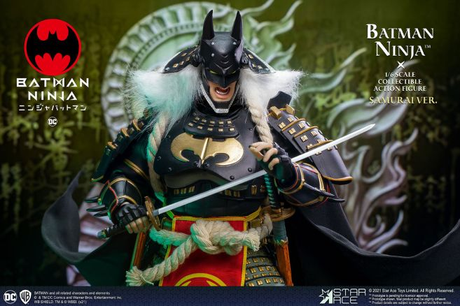 Star Ace Toys - Batman Ninja - Ninja Version With Horse - 11