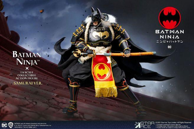 Star Ace Toys - Batman Ninja - Ninja Version With Horse - 13