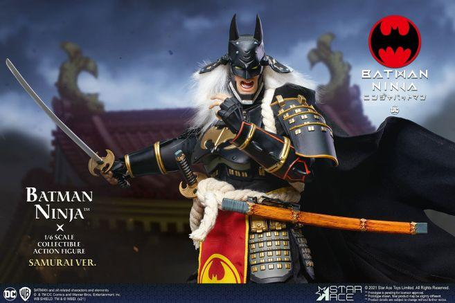 Star Ace Toys - Batman Ninja - Ninja Version With Horse - 19