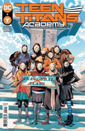 Teen Titans Academy 2