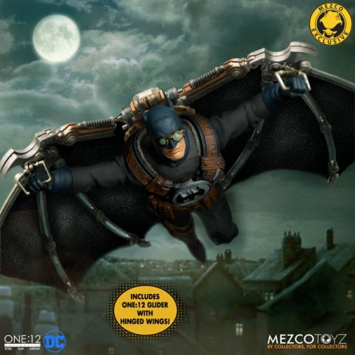 Mezco Toyz - Batman - Gotham by Gaslight - 07
