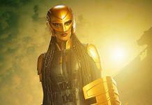 Supergirl - Season 6 - Kelly Olsen - Guardian - Poster - Featured - 01