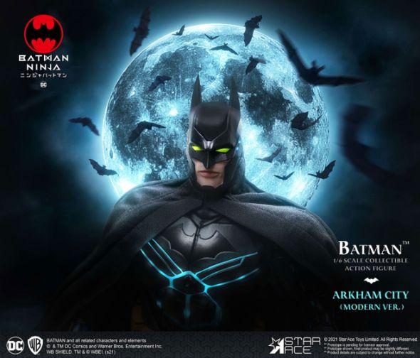 Star Ace Toys - Batman Ninja - Batman - Moden Day - 05