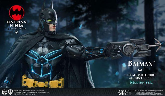 Star Ace Toys - Batman Ninja - Batman - Moden Day - 07