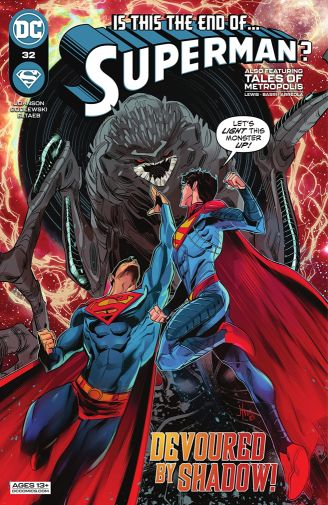 Superman 32