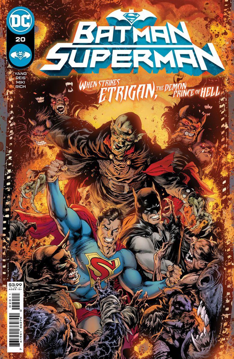 Batman/Superman #20 Review   The Aspiring Kryptonian