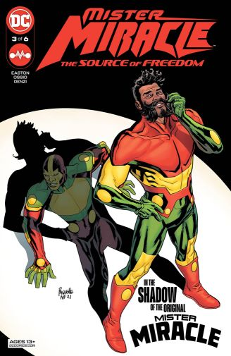 Mister Miracle the Source of Freedom 3