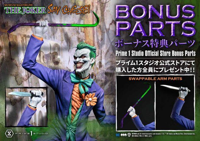 Prime 1 Studio - Comics - Joker - Say Cheese - 02