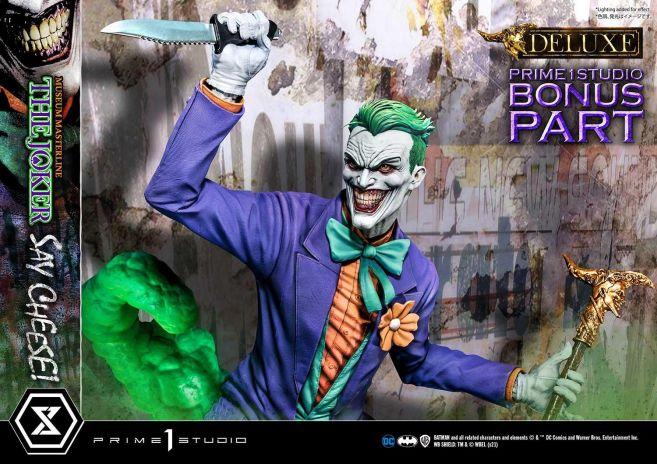Prime 1 Studio - Comics - Joker - Say Cheese - 04