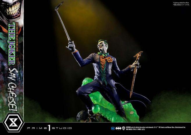 Prime 1 Studio - Comics - Joker - Say Cheese - 100