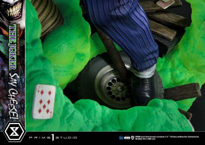 Prime 1 Studio - Comics - Joker - Say Cheese - 118