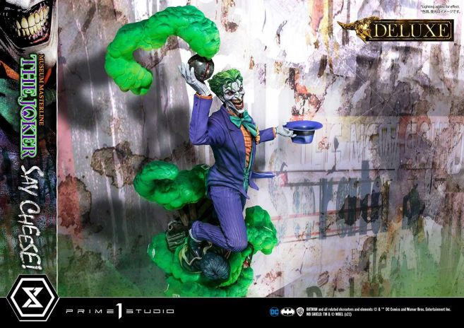 Prime 1 Studio - Comics - Joker - Say Cheese - 30