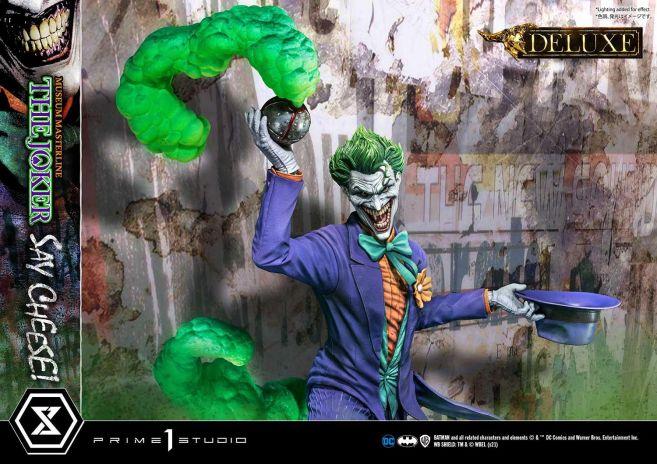 Prime 1 Studio - Comics - Joker - Say Cheese - 31