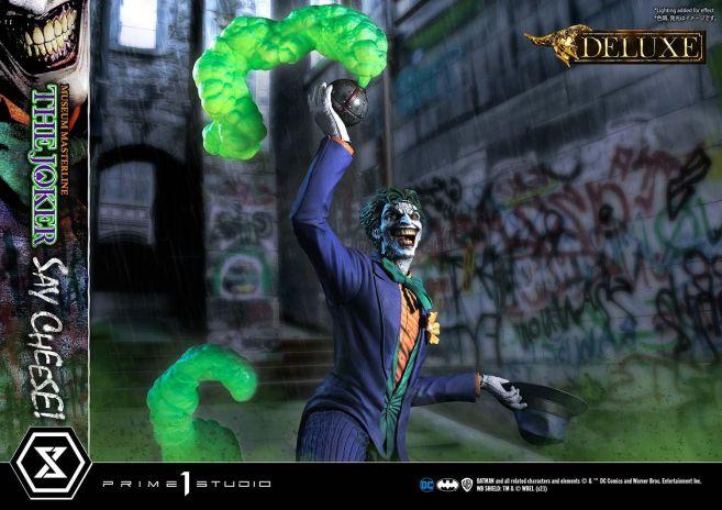 Prime 1 Studio - Comics - Joker - Say Cheese - 33