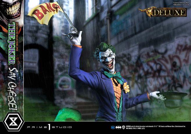 Prime 1 Studio - Comics - Joker - Say Cheese - 36