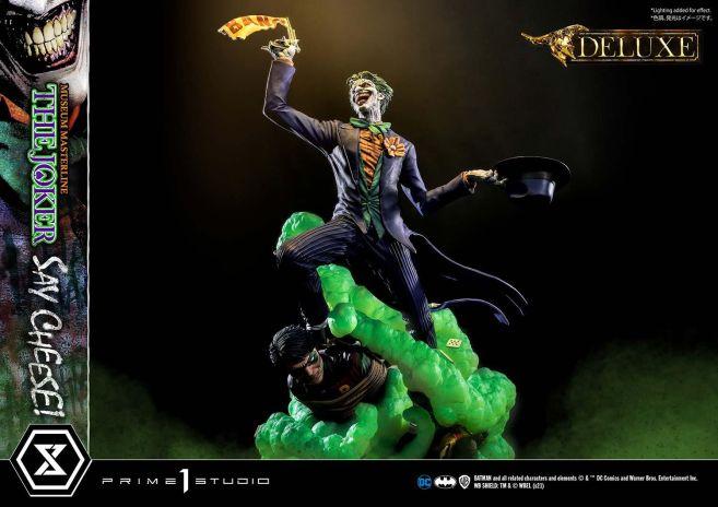 Prime 1 Studio - Comics - Joker - Say Cheese - 39