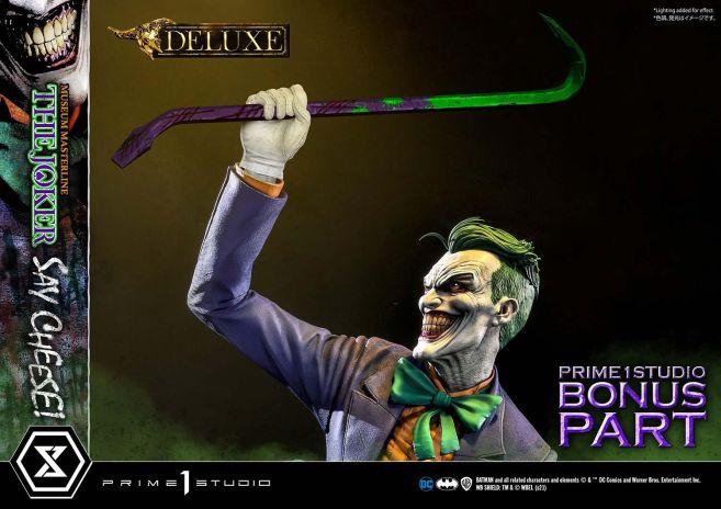 Prime 1 Studio - Comics - Joker - Say Cheese - 43