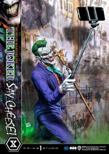 Prime 1 Studio - Comics - Joker - Say Cheese - 80