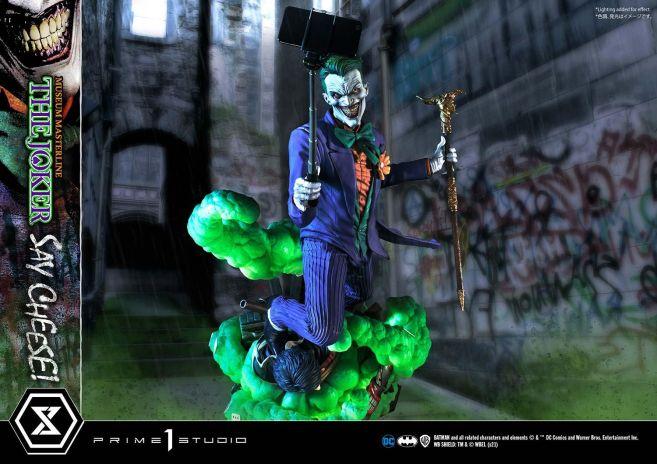Prime 1 Studio - Comics - Joker - Say Cheese - 93