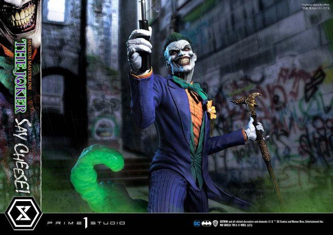 Prime 1 Studio - Comics - Joker - Say Cheese - 94