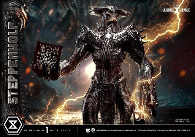 Prime 1 Studio - Zack Snyders Justice League - Steppenwolf - 01