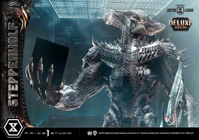 Prime 1 Studio - Zack Snyders Justice League - Steppenwolf - 13