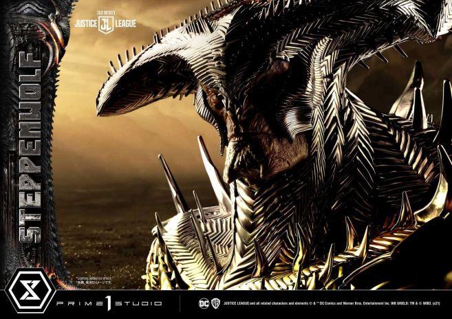 Prime 1 Studio - Zack Snyders Justice League - Steppenwolf - 16