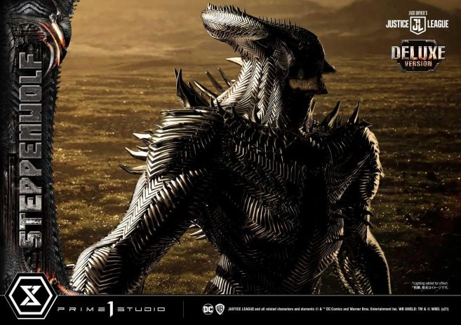 Prime 1 Studio - Zack Snyders Justice League - Steppenwolf - 22