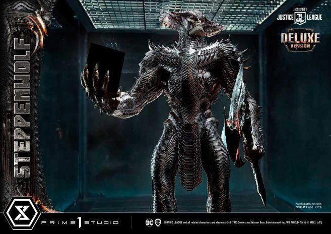 Prime 1 Studio - Zack Snyders Justice League - Steppenwolf - 39