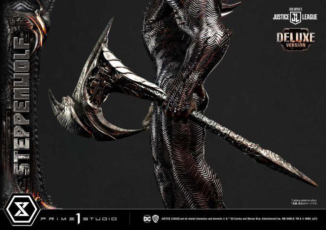 Prime 1 Studio - Zack Snyders Justice League - Steppenwolf - 45