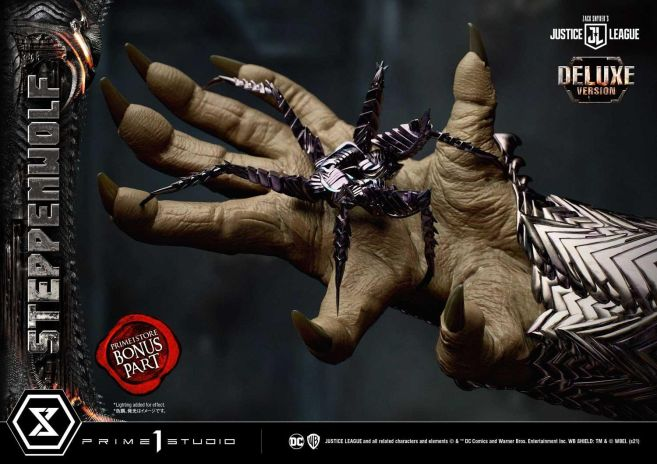 Prime 1 Studio - Zack Snyders Justice League - Steppenwolf - 55