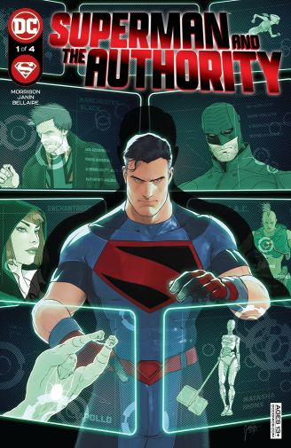 Superman and the Authority 1
