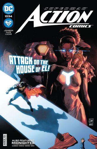 Action Comics 1034
