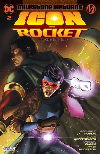 Icon and Rocket Season One 2