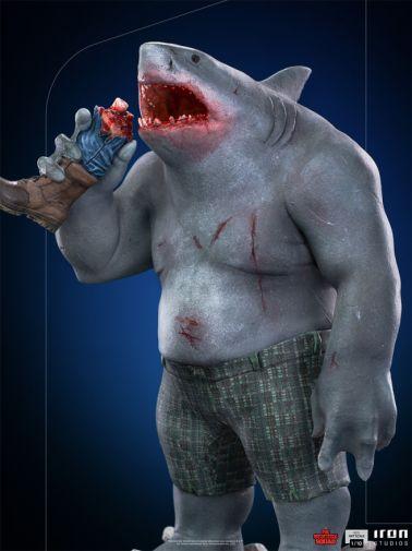 Iron Studios - DC Comics - The Suicide Squad - King Shark - 06