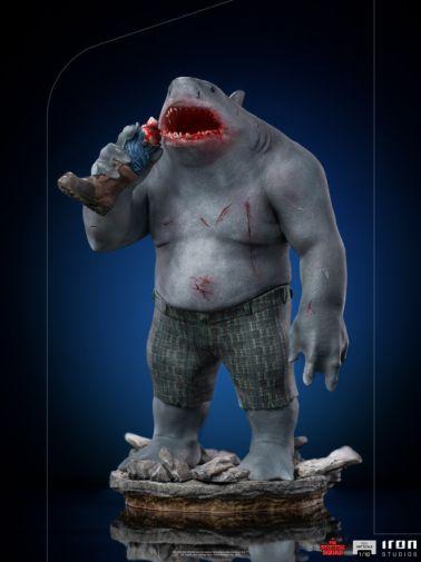 Iron Studios - DC Comics - The Suicide Squad - King Shark - 10