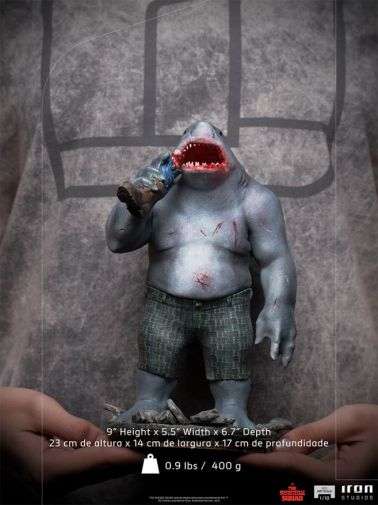 Iron Studios - DC Comics - The Suicide Squad - King Shark - 13