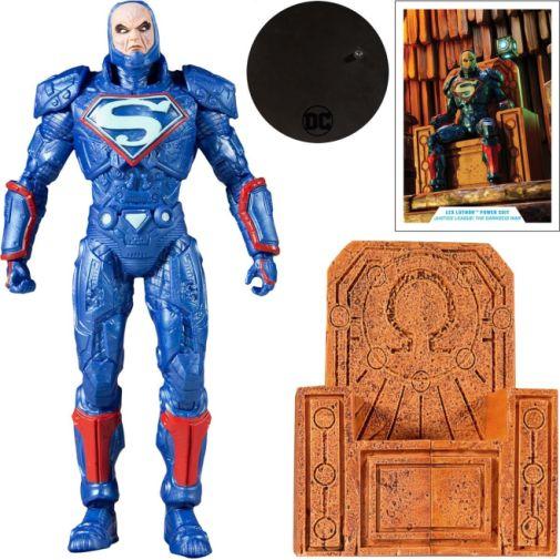 McFarlane Toys - DC Multiverse - Darkseid Lex Luthor - 01