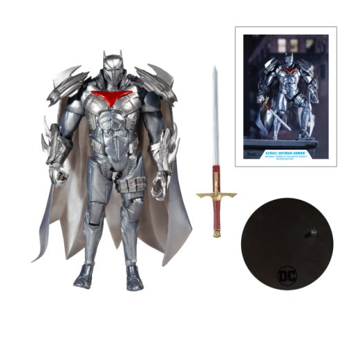 McFarlane Toys - DC Multiverse - Gold Label - Azrael - Batman Armor - 01