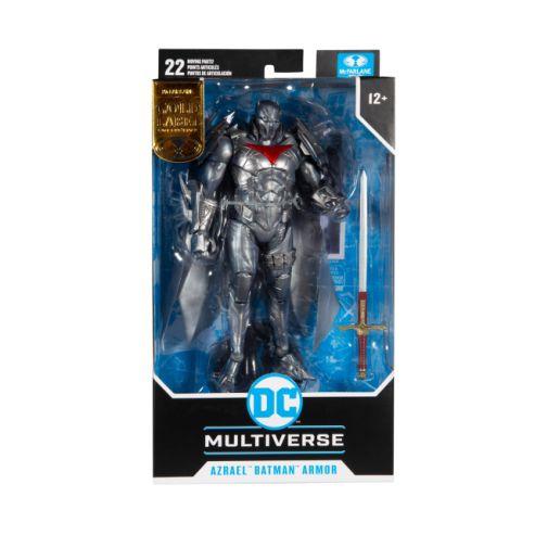McFarlane Toys - DC Multiverse - Gold Label - Azrael - Batman Armor - 08