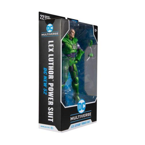 McFarlane Toys - DC Multiverse - New 52 - Lex Luthor - 09