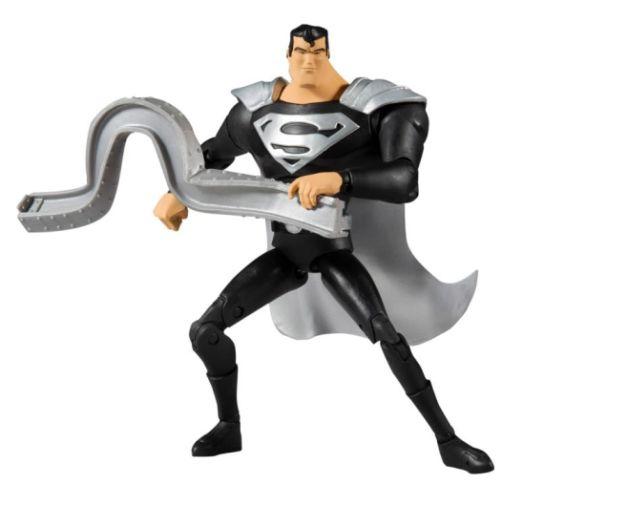 McFarlane Toys - DC Multiverse - Superman The Animated Series - Superman - Black Suit - 06