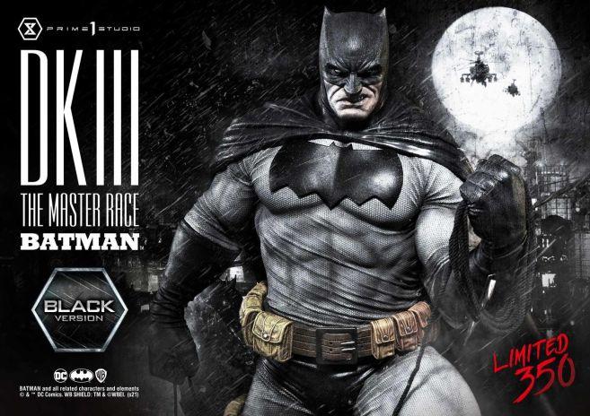 Prime 1 Studio - Dark Knights III - Batman - Black Version - 01