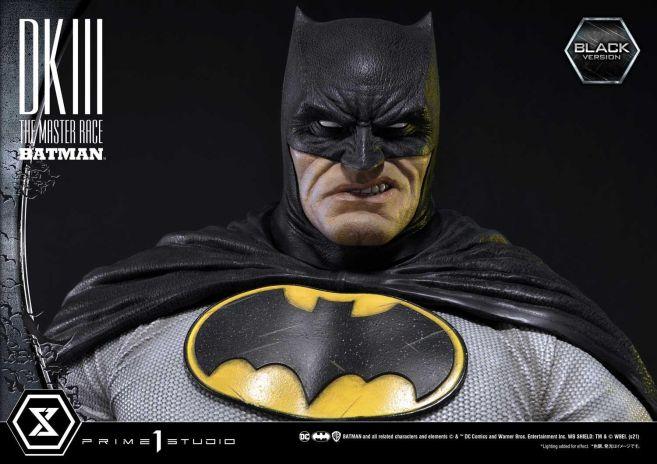 Prime 1 Studio - Dark Knights III - Batman - Black Version - 11