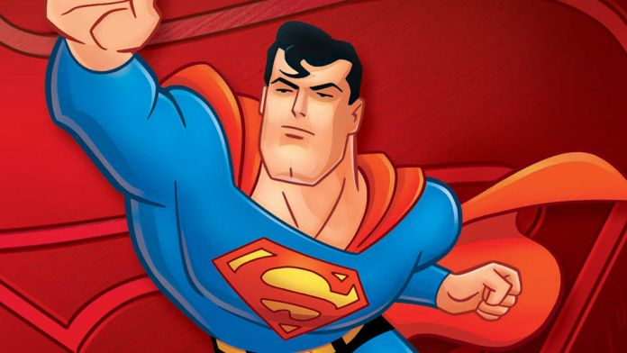Superman The Animated Series - Blu-ray - Featured - 01
